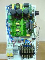 Преобразователь для питания 3-фазного асинхронного двигателя от однофазной сети переменного тока 220В, 50 Гц