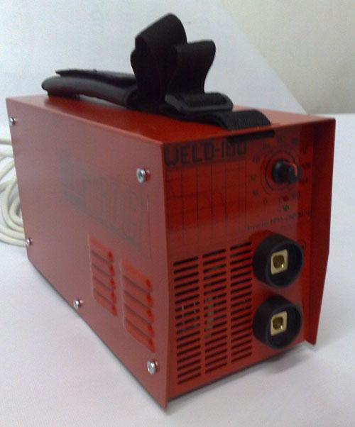 Сварочный аппарат из ибп